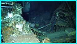 USS Indianapolis Bell